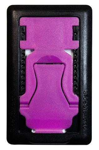 SlideStand - Black & Purple