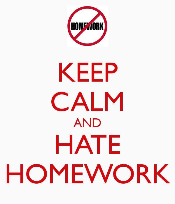 Homework debate johanna sorrentino