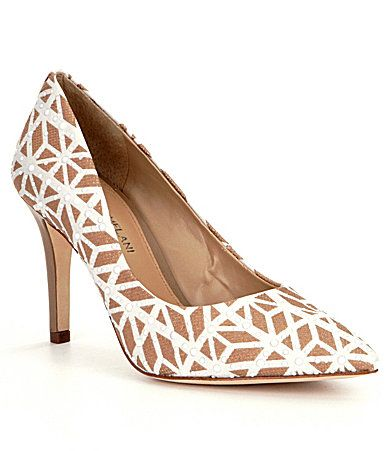 Antonio Melani Maribeth Pointed Dress Pumps #Dillards
