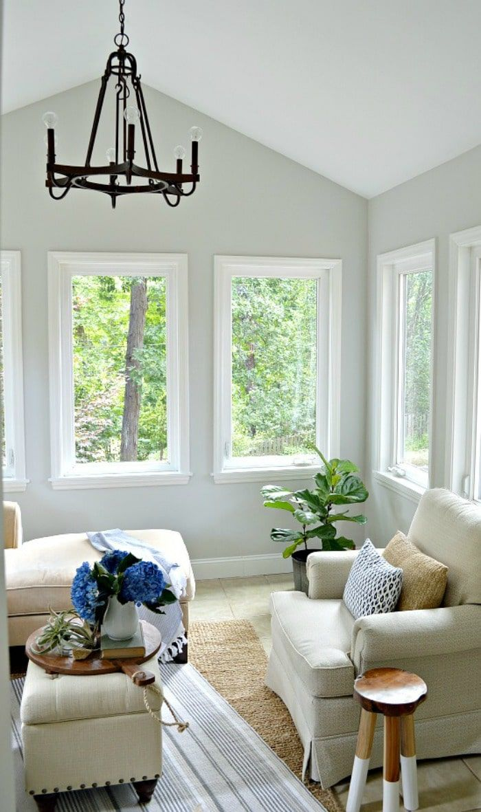 Why I Love Natural Fiber Area Rugs Sunroom Decorating