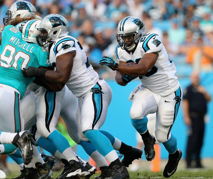 Panthers vs. Jaguars: Score, Stats & Highlights Published 5:00 am EDT, September 13, 2015  - (Photo: Jonathan Stewart will be the Panther's full-time starter for the first time in his career (Getty)
