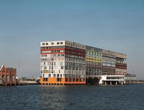 Het Aller Mooiste Gebouw Van Nederland - The Amazing Retecool is een Feest!