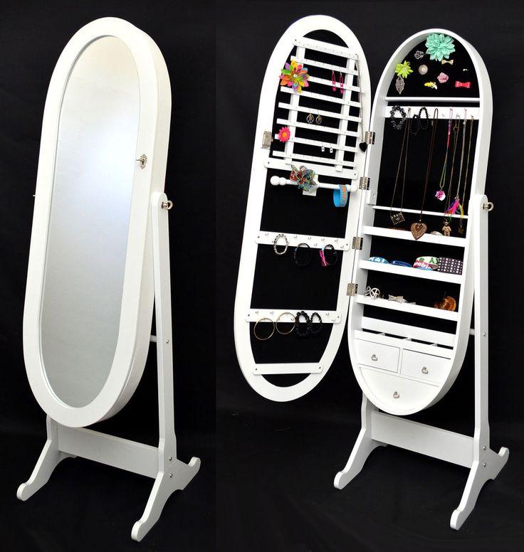 Die besten 25+ Spiegel schmuckschrank Ideen auf Pinterest - schlafzimmer kommode mit spiegel