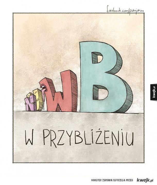 Alfabet według Jarońskiego