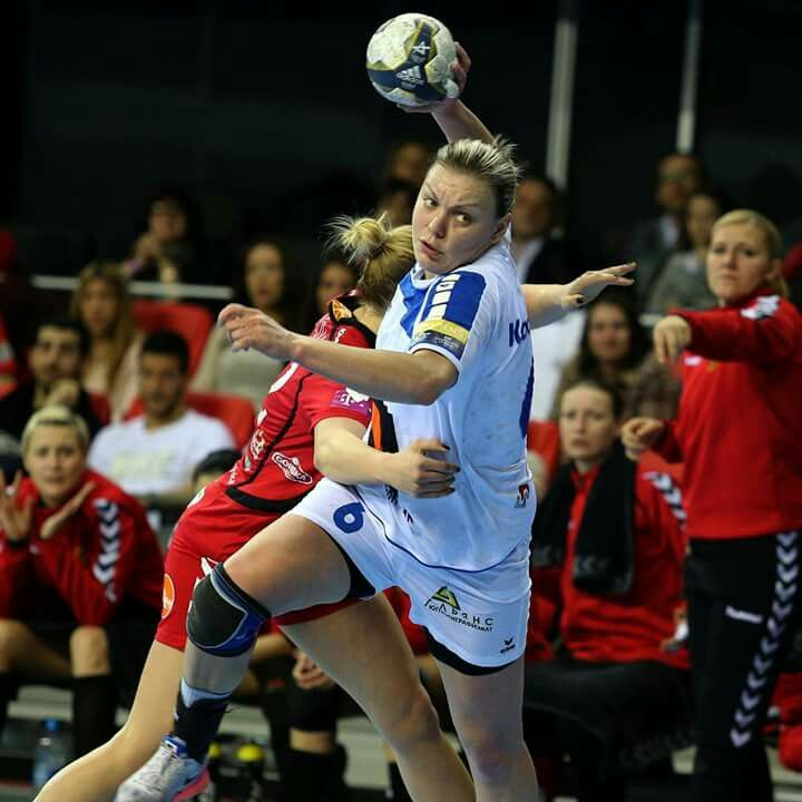 Handball ehf cl women's