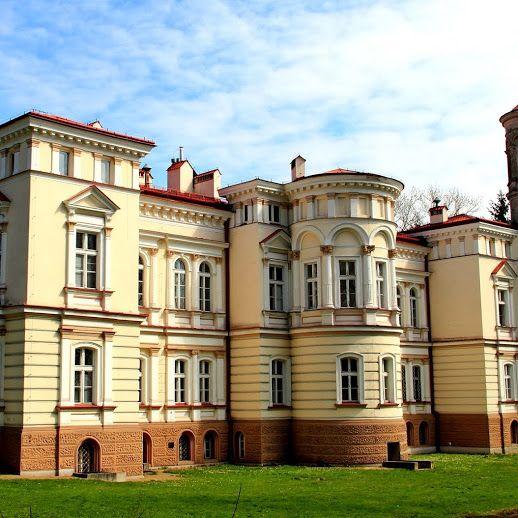 Lubomirski mansion in Przemysl, Poland