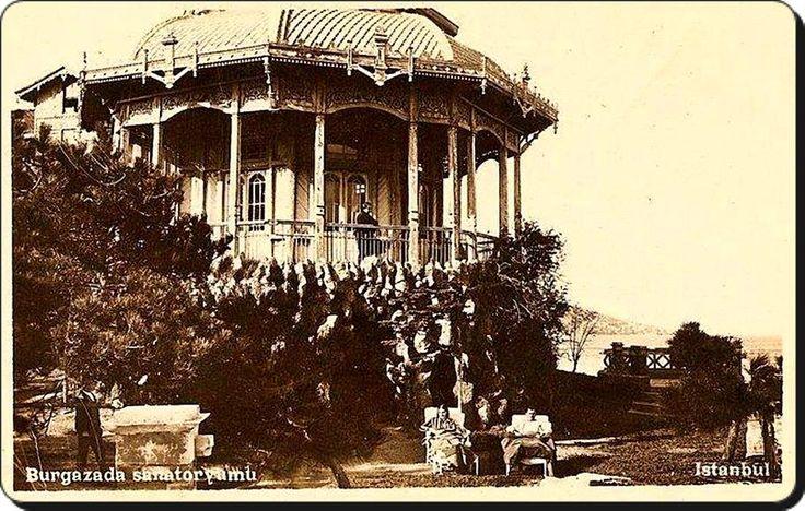 Burgazada sanatoryumu - 1928