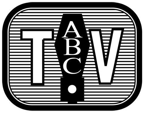 Television Network Logos | ABC TV network logo (1943–53)