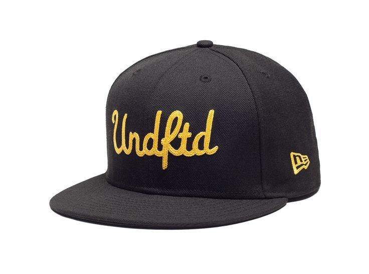 Undefeated, Inc. Undftd Chainstitch New Era cap