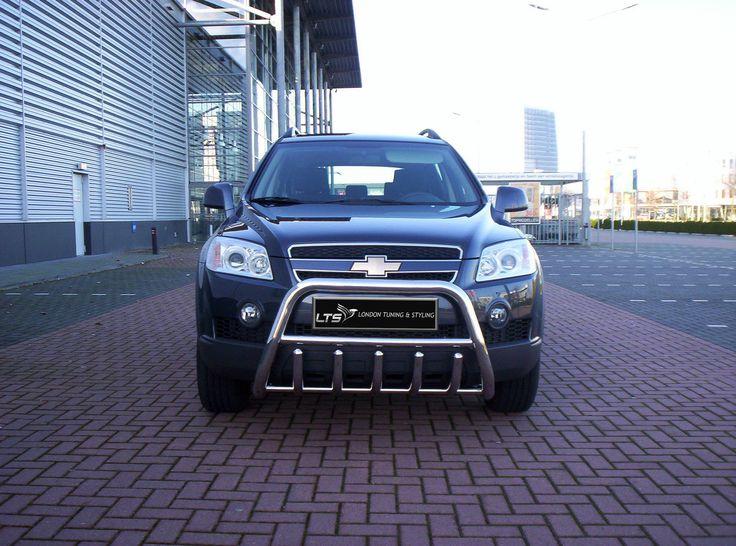 #Chevrolet #Captiva 2006-2011 #Chrome Axle Nudge A-Bar, #BullBar   #eBay
