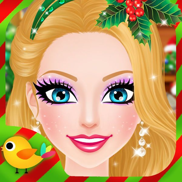 Download IPA / APK of Christmas Salon  Girls Makeup Dressup and Makeover Games for Free - http://ipapkfree.download/5760/