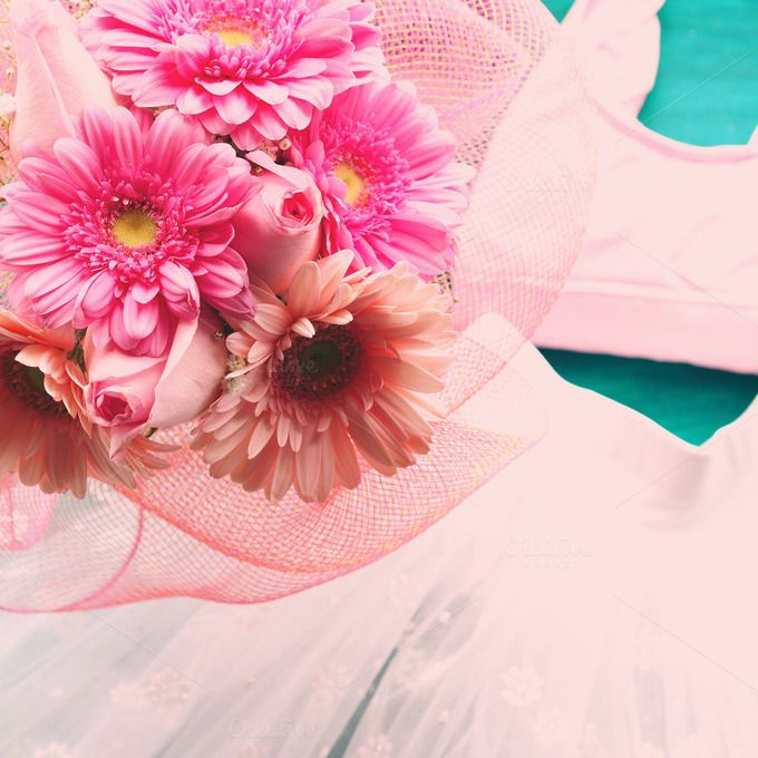 Ballet dancing tutu by Life Morning Photography on @creativemarket