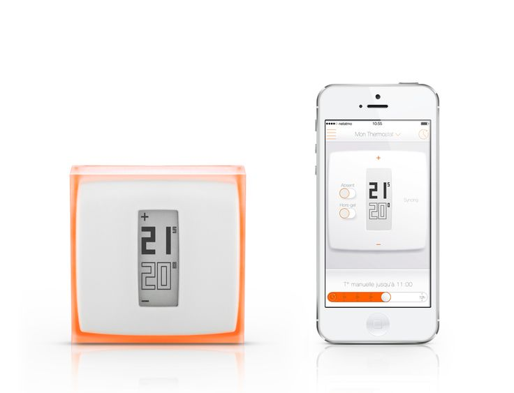thermostat connecté netatmo by starck-1