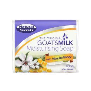 NEW!!  Goats Milk Soap with Manuka Honey