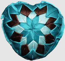 Návod na patchwork srdce