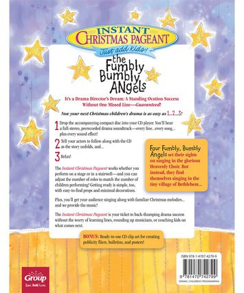 The Fumbly Bumbly Angels: Instant Christmas Pageant (Just ...
