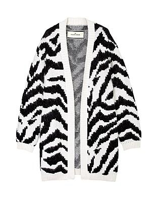 Pollino Angora Mix Oversized Cardigan by By Malene Birger
