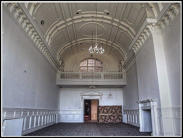 Hall, Kinmel Hall, Wales. | Great Halls and Grand Spaces