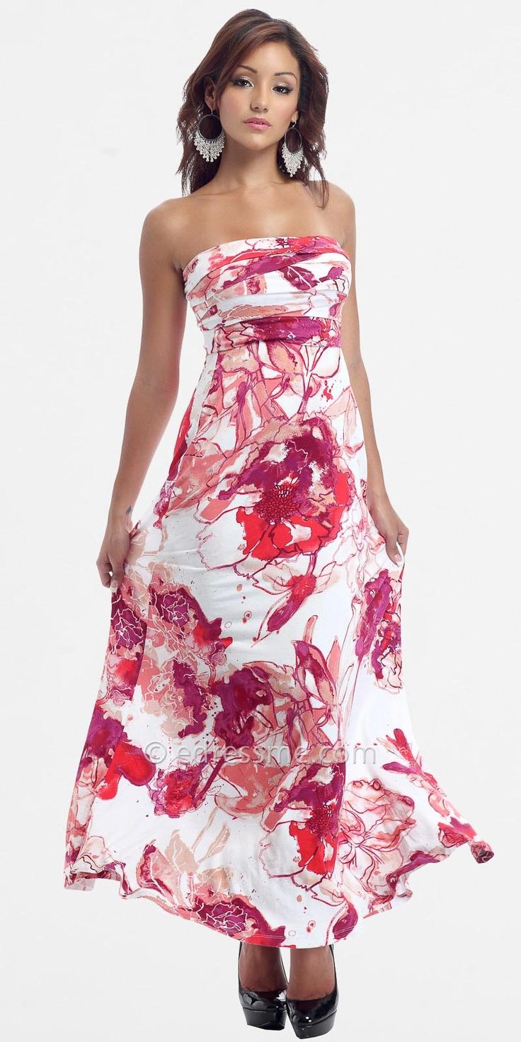 Mejores 43 imágenes de To the Max!..........I love the Maxi dress en ...