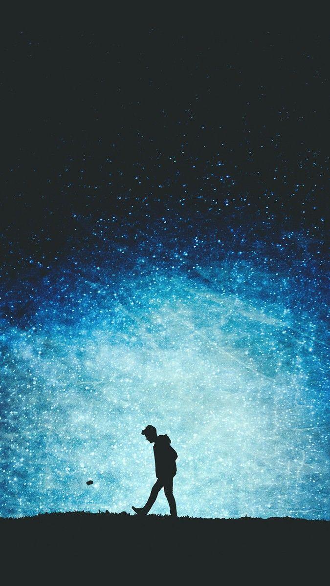 AloneMenArtisticiPhonewallpaper Alone boy wallpaper
