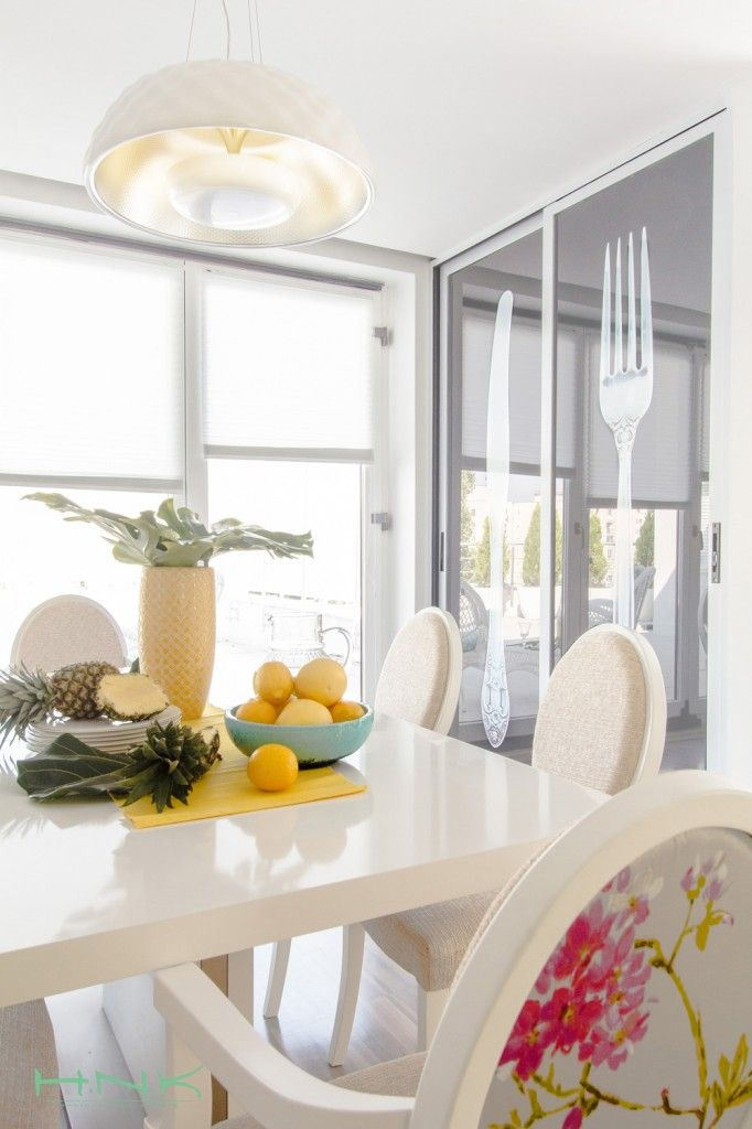 kitchen design glossy white with colourful accents | by Hamid Nicola Hatrib @ H.N.K.
