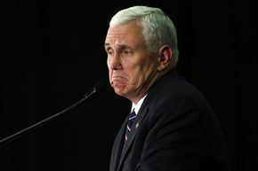 """Meet Mike Pence, Trump's worse half Tim Kaine and Mike Pence are two men who could end up a heartbeat away from the presidency. Kaine is actually the nice guy he appears to be, while Pence is like Trump, only with more discipline and a disingenuous veneer of """"niceness"""" that masks his destructive policies."""