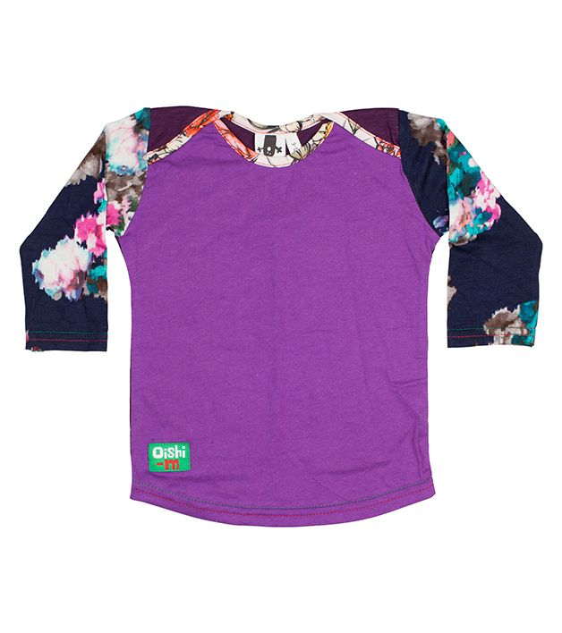 Oishi-m Petal Snipe LS T Shirt, www.oishi-m.com