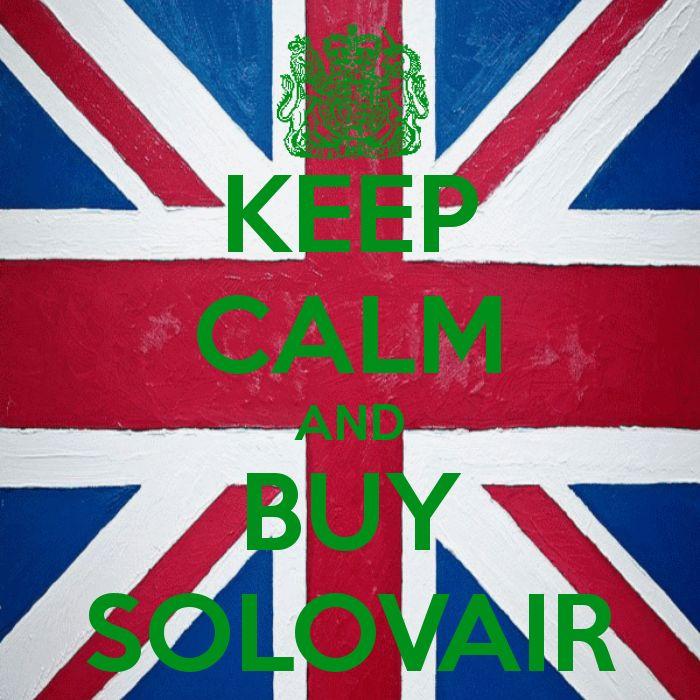 KEEP CALM indeed!