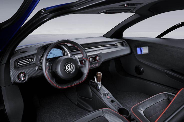 Volkswagen XL Sport Dashboard Interior Wallpaper