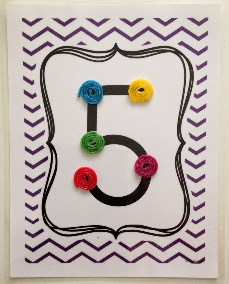 Touch Point Math Activities; Plus a FREE Set of Touch Number Posters