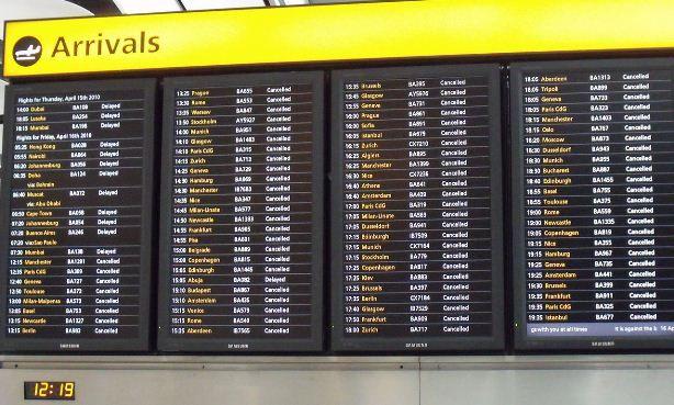 Flight Status Updates We'd Love To See! | The Travel Tart Blog