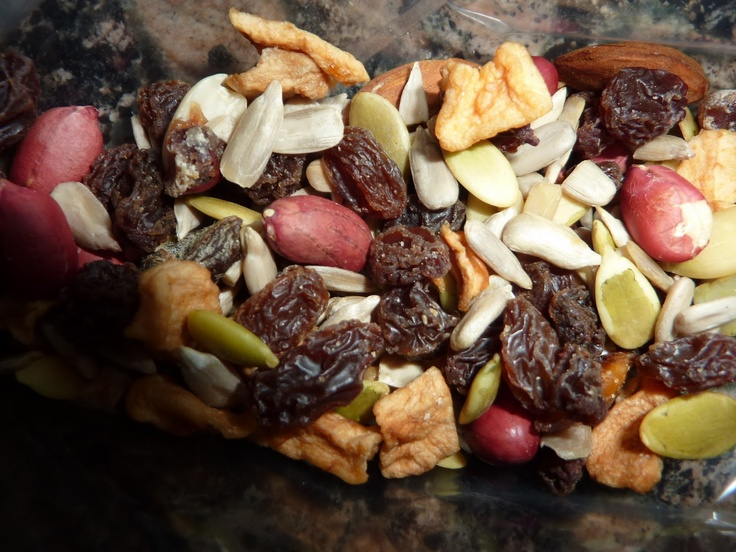 WHOLESOME KIDS: Make Your Own Homemade Trailmix