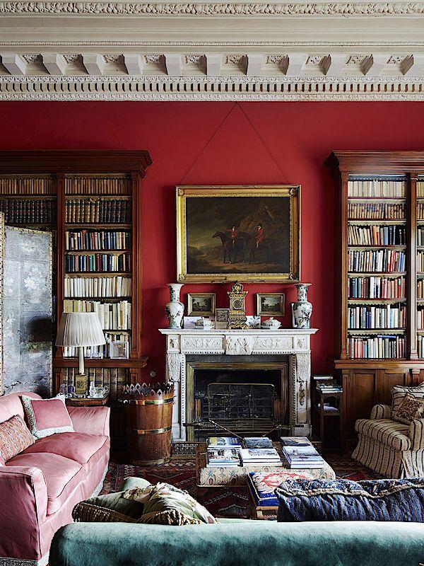 Simon Watson / Interiors / Birr Castle Ireland