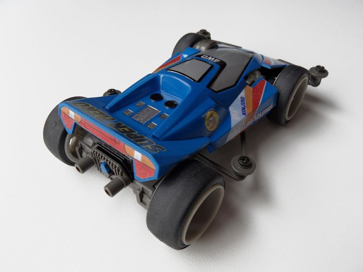Aero Solitude restored by Aran | Mini 4WD | #Mini4WD | #Tamiya