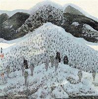 LU YUSHUN http://www.widewalls.ch/artist/lu-yushun/ #finteart
