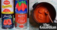 Italian kitchen diary The ingredients may be few, but the flavour is plentiful – and it's all about the tinned tomatoes