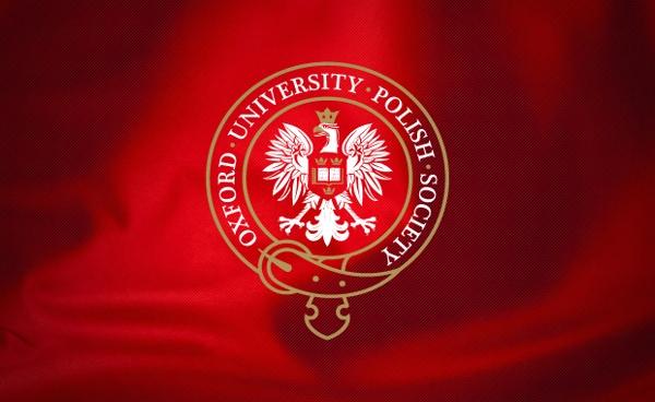Oxford University Polish Society by Milosz Lodowski, via Behance