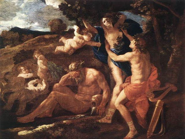 Απόλλων και Δάφνη (1625)