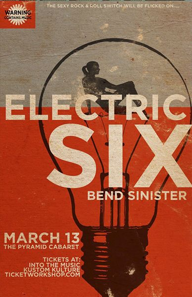 Electric Six - Bend Sinister