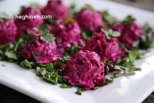 Beetroot Salad Recipe | Yummly