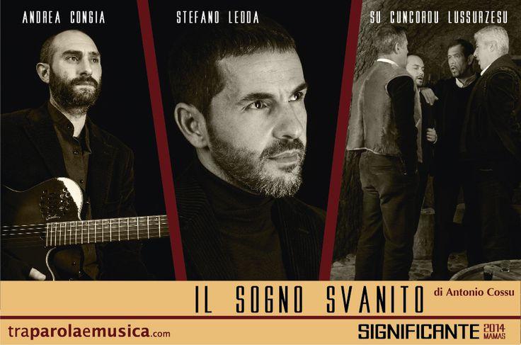 """Significante 2014 in scena """"Il Sogno Svanito"""" - Teatro #Sardegna"""