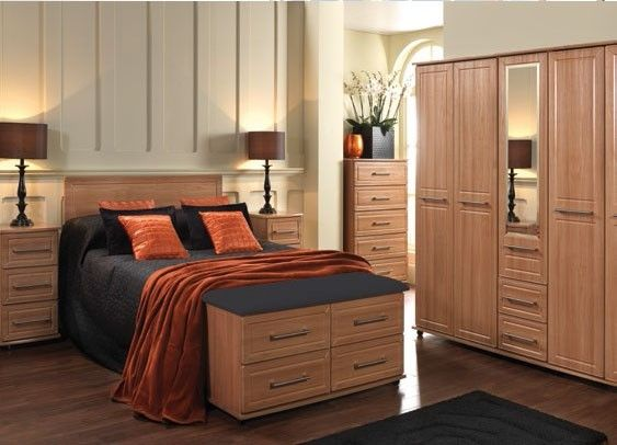 the bloom collection has smooth grooved panels matched with a modern handle creating a soothing ambience to any bedroom full sets of furniture for or