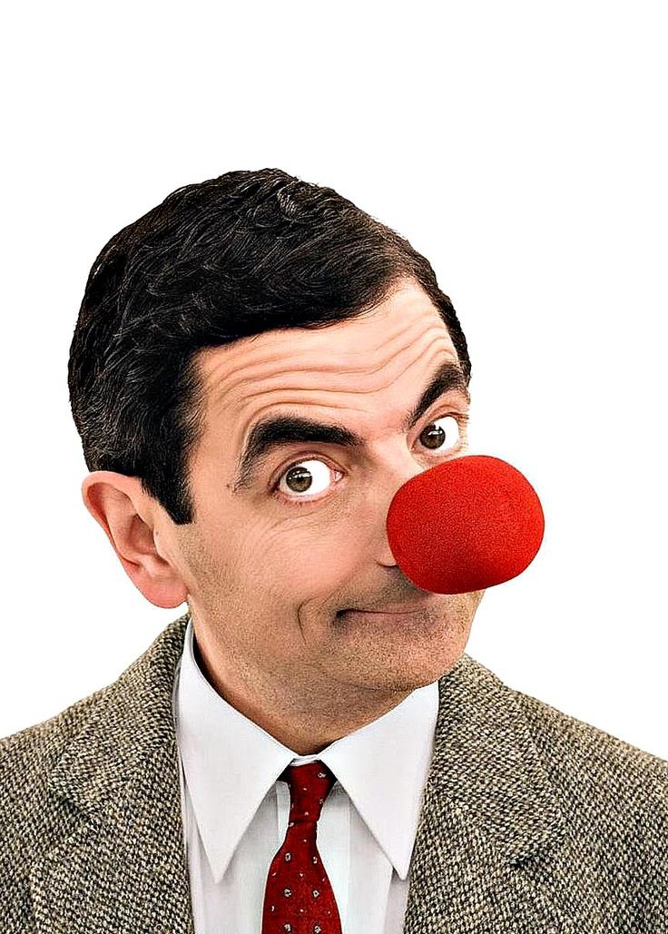 。Mr. Bean