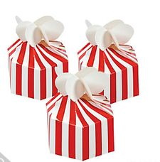 carnival party supplies,decorations,circus theme,carnival party - These would be cute with cupcake favors.