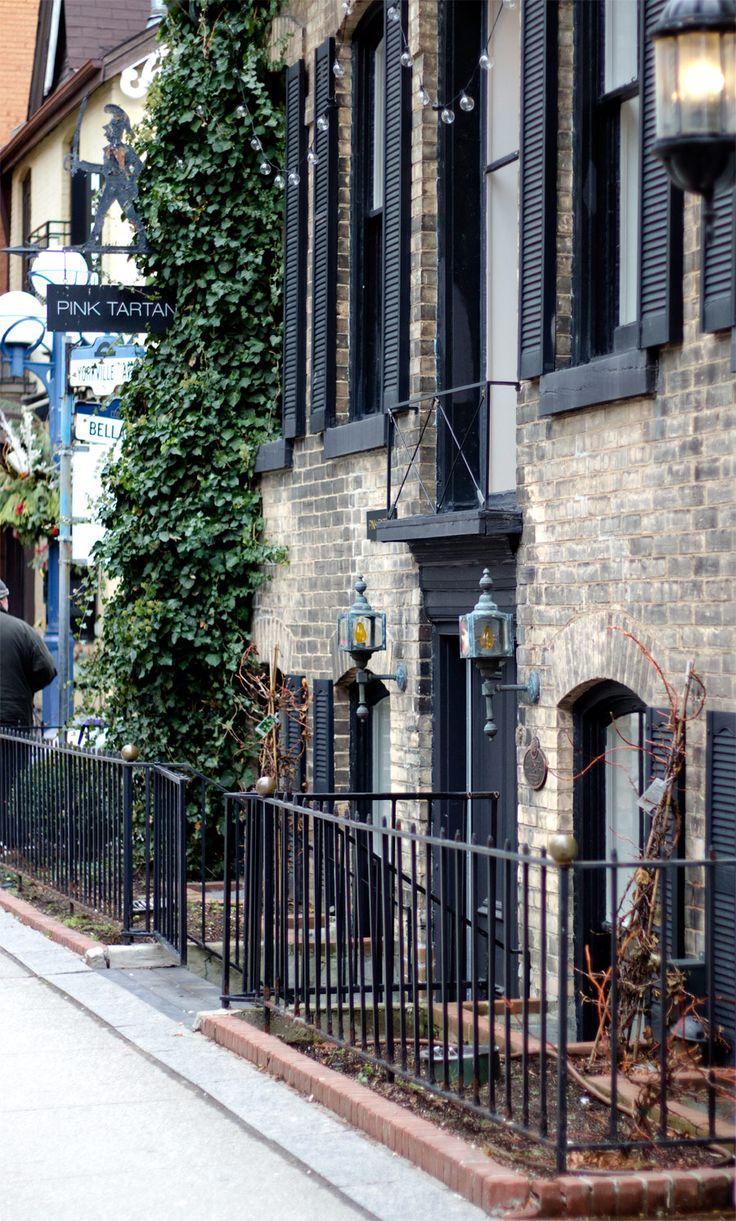 Toronto Travel Guide: Restaurants, Bars & Shops | Not Your Standard