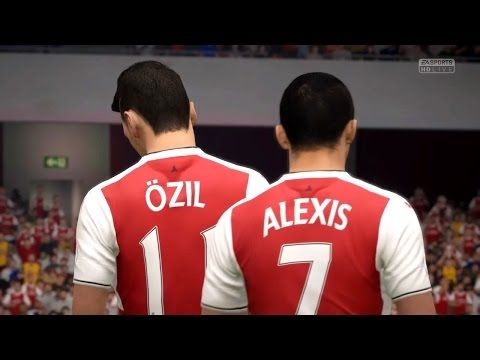 http://www.fifa-planet.com/fifa-17-gameplay/arsenal-vs-manchester-united-fifa-17-gameplay-ps4-ps3-xbox1-xbox360-pc/ - Arsenal vs Manchester United FIFA 17 Gameplay (PS4, PS3, XBox1, XBox360, PC)  Arsenal vs Manchester United FIFA 17 ..IF U LIKE THE CONTENT.. …….PLEASE DO SUBSCRIBE…… Escape reality and play games. Game plays looks a bit different here.. Check out and hit SUBSCRIBE for more… Like our fb page: https://www.facebook.com/WorldfGames F