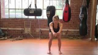 A. The Hindu Squat - beginner body weight warm up & exercise - YouTube