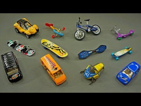 Fire Engine, Police Car, Ambulance, Bulldozer & Food Truck Car Wash - Video For Kids - YouTube