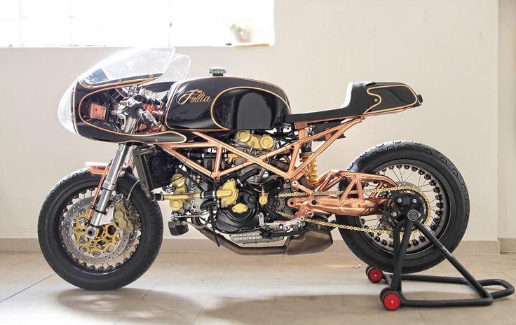 Marco's Ducati Monster 1