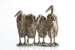 Maraboes; 2005; 30x40cm